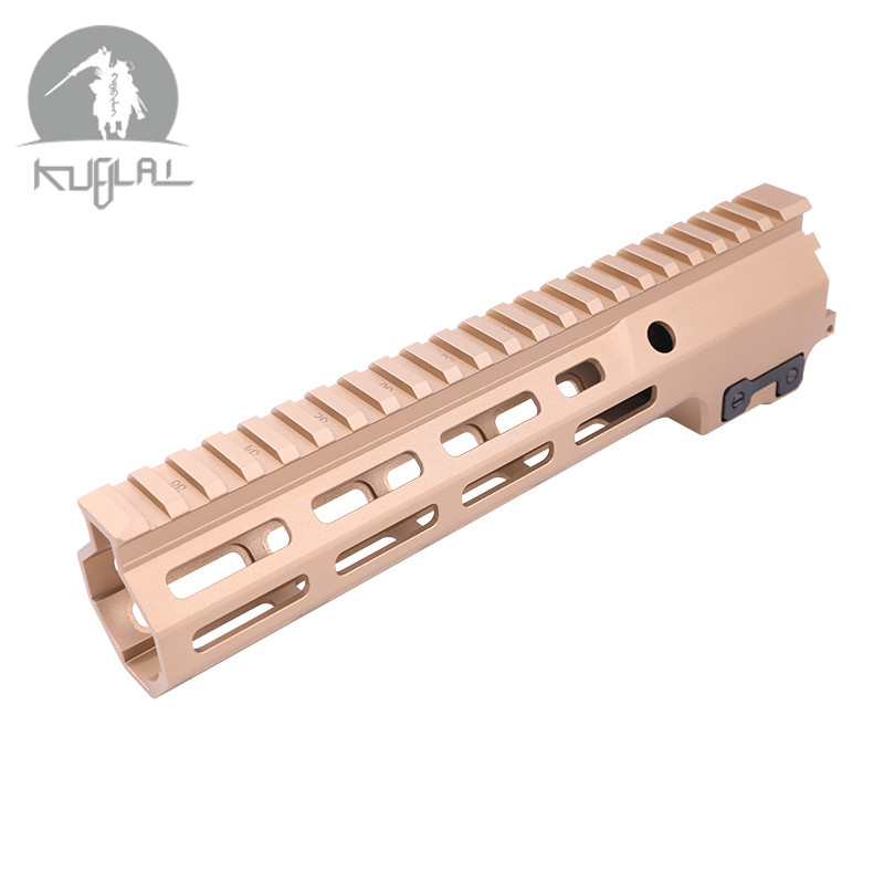 Hot Sale 9.5 Inch 13.5 Inch  Super Modular Rail MK16 Handguard Rail For Gel Blaster