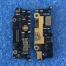 "5.99"" Original For Xiaomi Mi A2 (Mi 6X) MI6X Microphone Module+USB Charging Port Board Flex Cable Connector Parts"