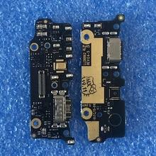 """5.99 """"מקורי עבור שיאו mi mi A2 (mi 6X) mi 6X mi crophone מודול + USB טעינת נמל לוח להגמיש כבל מחבר חלקי"""