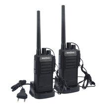 2 шт socotran wh 218 talkie walkies uhf 400 470 МГц 16ch портативный