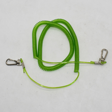 3m/5m/10m Flexible Bird Leash Flying Rope With Ring Parrot Training Harness Steel Wire Inside Bird Outdoor Products 1pcs