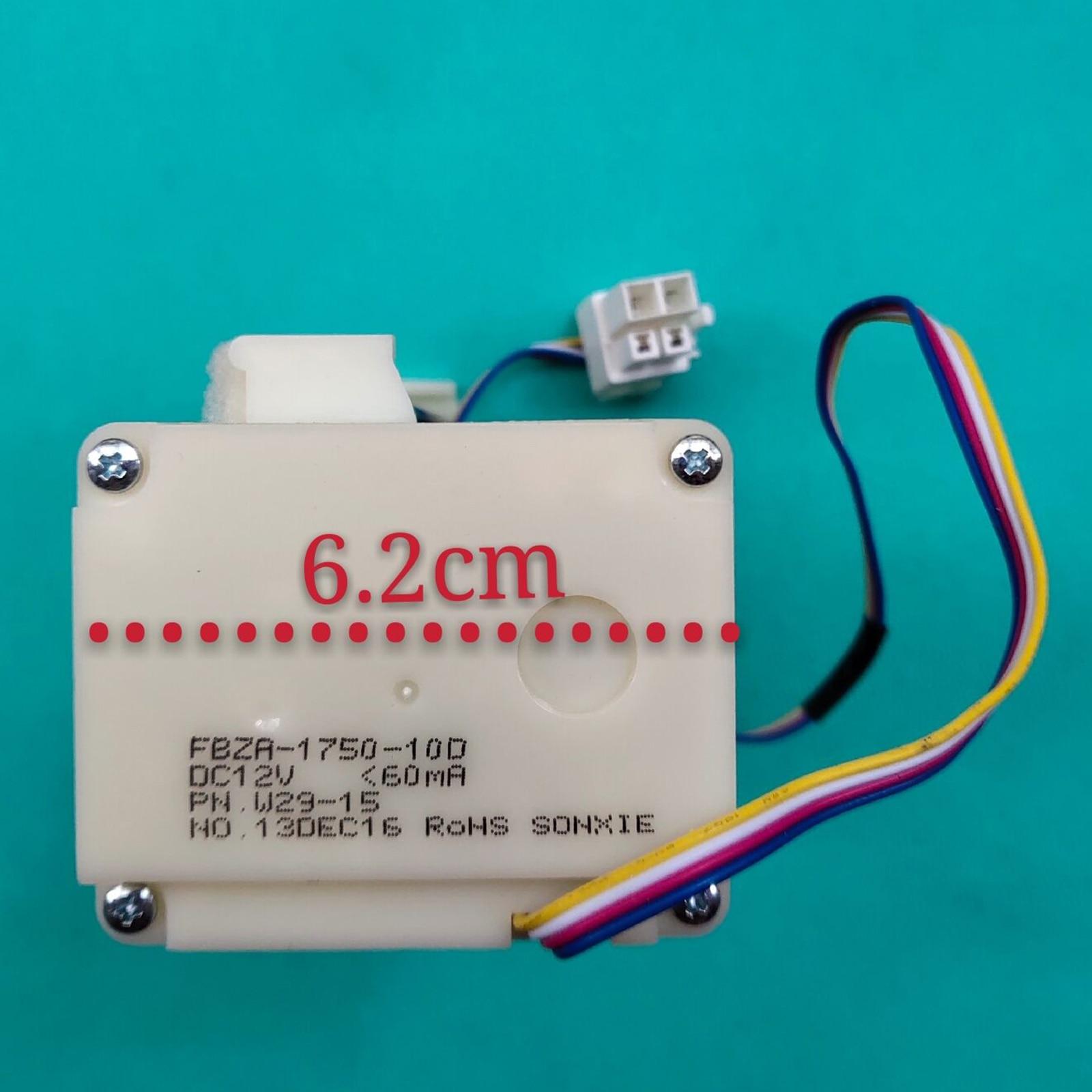 1PC Demper Motor FBZA-1750-10D Vervanging voor Samsung DA31-00043F BCD-286WNQISS1 290WNRISA1 WNSIWW Koelkast Reparatie Onderdelen