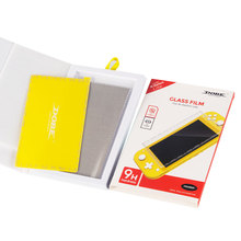 Screen-Protector DOBE Ns-Accessories Tempered-Glass-Film Switch Lite Nintendo for 9H