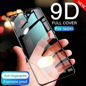 Image 5 - Gehärtetem Glas Für Xiaomi Redmi hinweis 5 6 7 Pro Screen Protector Redmi 5A 6A 6 Pro 5 Plus Glas schutz Glas Auf Redmi hinweis 7