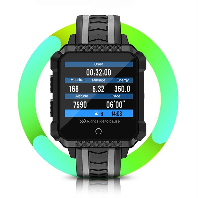 Смарт часы H7 водонепроницаемые мужские Смарт часы Android 4G Bluetooth спортивные Смарт часы Android водонепроницаемые Mtk6737 камера для улицы - 5
