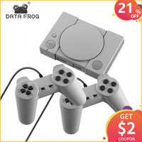 Dati Rana Mini 620 Retro Console di Video Giochi Doppio Giocatori 8 Bit Supporto Av Out Famiglia Tv Retro Games Controller