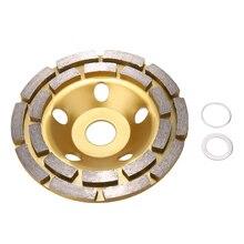 5 ''125mm Diamant Schleifen Disc Schleifmittel Beton Werkzeuge Diamant Grinder Rad Metallbearbeitung Schneiden Mauerwerk Räder Tasse Sägeblatt