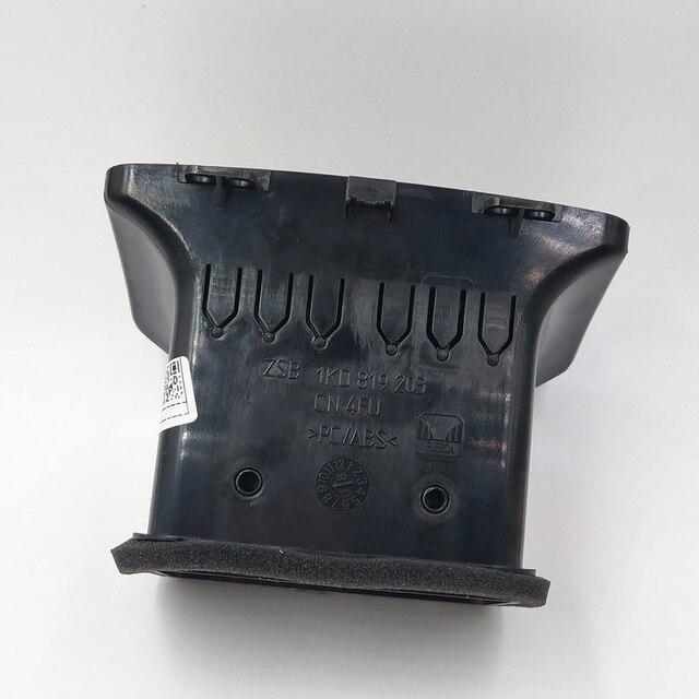 Pare-Vent arrière pour Vw GTI MK5 MK6 Golf | Pour Jetta lapin arrière sortie A/C, assemblage de grille dair, OE