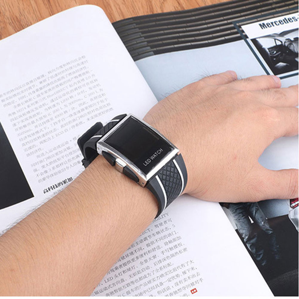 Relogios Relojes Hombre Zegarek Elektroniczny Digital Watch Orologio Uomo Relogio Masculino Reloj Horloges Mannen Mens Watches