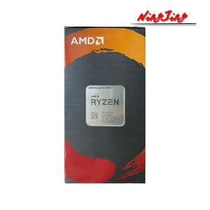 Image 3 - AMD Ryzen 5 5600X R5 5600X 3.7 GHz Six Core Twelve Thread CPU Processor 7NM 65W L3=32M 100 000000065 Socket AM4 New and with fan