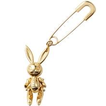 Засада 925, серьги в виде кролика, модные серьги, сладкая красота, богиня, Классические креативные серьги в виде животных, ювелирное изделие, подарок на день рождения