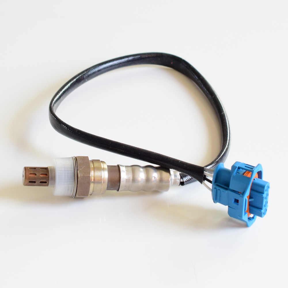 4 Kawat O2 Sensor 55566650 5WK91000 Udara Bahan Bakar Rasio Sensor untuk Alfa Romeo 159 Chevrolet Cruze Opel Meriva Omega B vauxhall Vectra
