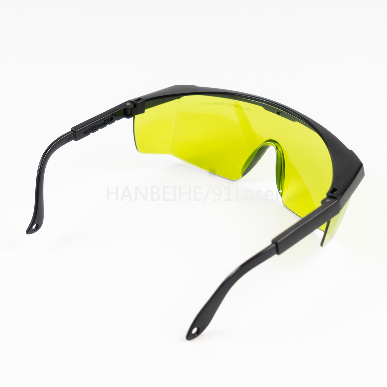 Laser Safety <font><b>Glasses</b></font> for 190nm-<font><b>450nm</b></font> and 800nm-1100nm O.D 6+ CE with Accessories 808nm 980nm 1064nm 1070nm 1080nm Lasers image
