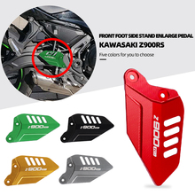 Right-Plates Z900 Rs Pedal-Protector Wing-Cover Motorcycle Footpeg And Kawasaki for Left
