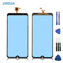 AICSRAD 6.3 original s11 tested glass Touch Panel For leagoo s11 Touch Screen Sensor Front Glass Replacement Repair Lens+tools