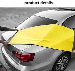 Image 3 - 60X160ซม.ล้างรถทำความสะอาดผ้าขนหนูไมโครไฟเบอร์สำหรับKia Sportage 2020 Mercedes W124 Subaru Xv Jetta 6 Astra skoda Kodiaq