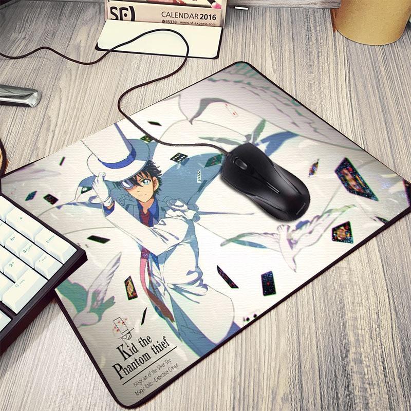 New Pattern Detective Conan HD Wallpaper Printed To Make A Mousepad Pc Computer Laptop Keyboard Gaming mouse Mat Pads