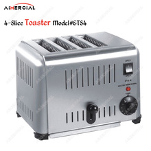 ETS4/ETS6 Electric Toaster 4-slice/6-slice Sandwich Bread Toaster Stainless Steel Toaster Machine chaos маска chinook face toaster
