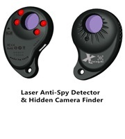 Laser Anti-Spy Detector & Hidden Camera Finder 1