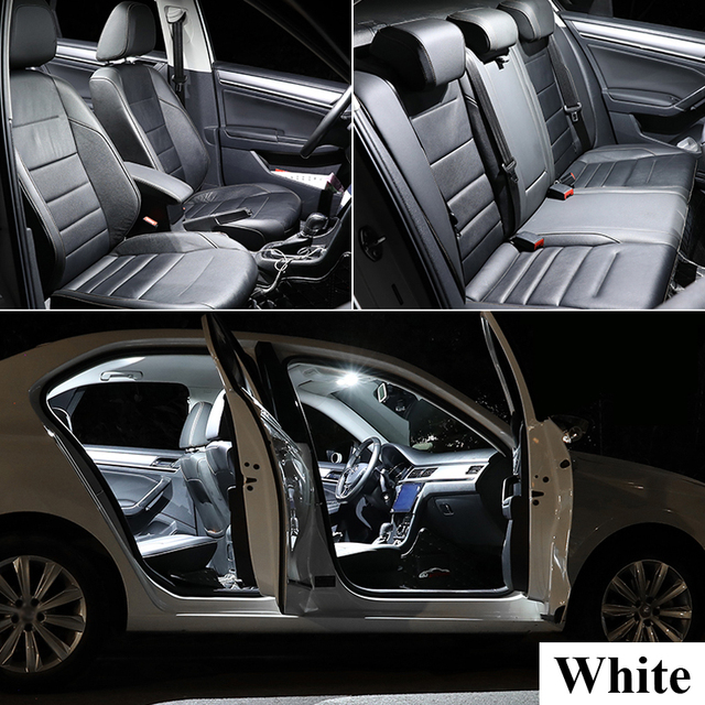 Zoomsee Interior LED For Chrysler 200 2011-2017 Canbus Vehicle Bulb Indoor Dome Map Reading Trunk Light Error Free Auto Lamp Kit 4