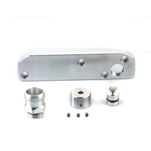 free shipping PCV Delete Plate suitable for  VAG 2.0TFSI