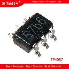 10pcs/ TP4057 57BA 57B0 57B IC SOT-23 500mA-6