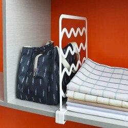 Rozdzielacz półki szafy  rozdzielacz półki i Separator do przechowywania i organizacji  półka z tworzywa sztucznego do drewna