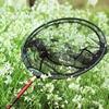 Best Hand Net Head Screw Folding Dip Net Quick drying Aluminum 8mm Fishing Accessories cb5feb1b7314637725a2e7: 35|40|45