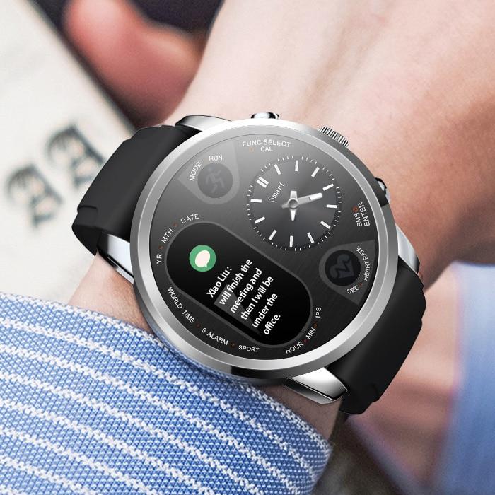 Top Luxury Digital Watch Men Sport Watches Electronic LED Male Wrist Watch For Men Clock New Wristwatch Heart Rate Hours Hodinky