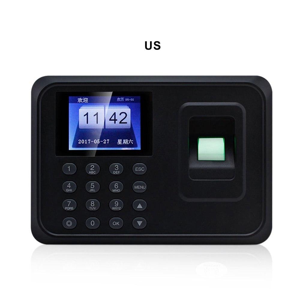 H1 Fingerprint Attendance Machine Attendance Machine Fingerprint Punch Card Machine Attendance Machine