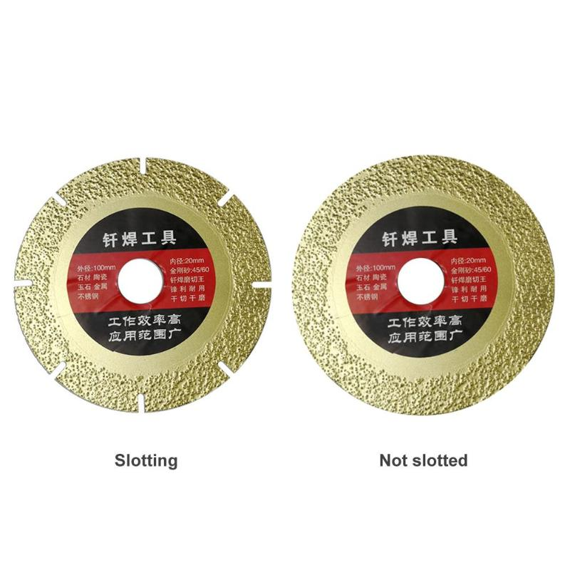 Circular Saw Blade Cutting Wheel Discs For Diamond Granite Tile Rotary Tool Support Dropshipping
