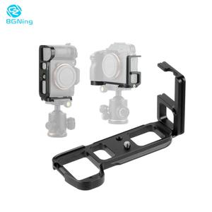 Image 1 - A7M2 Camera Quick Release L Plate Board Bracket  Holder Adapter  for Sony A7 MARK II A7II A7S2 A7RII A7R2 Camera Accessories