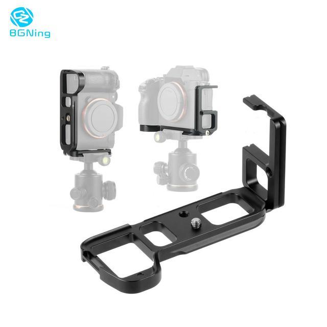 A7M2 Camera Quick Release L Plate Board Bracket  Holder Adapter  for Sony A7 MARK II A7II A7S2 A7RII A7R2 Camera Accessories