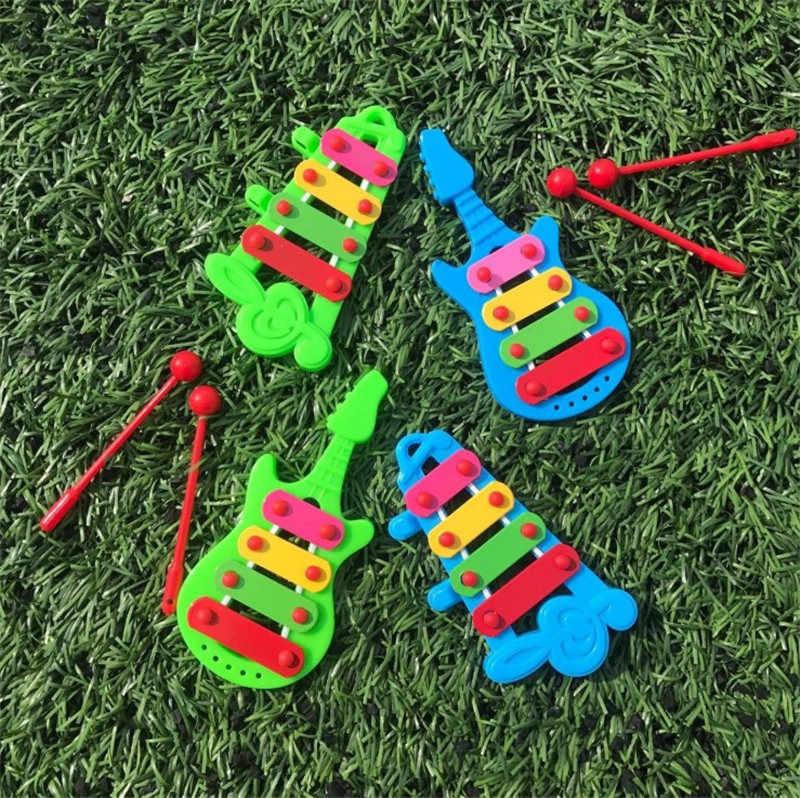 1 Uds. Bebé chico instrumento Musical juguete marco estilo xilófono niños chico s conocimiento Musical desarrollo bebé juguetes educativos regalos