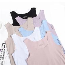 Camiseta tanque roxa feminina, sexy, preto, branco, rosa, sem mangas, básica, camisa camisola camisola