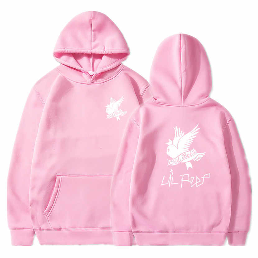 Lil Peep Hoodies Love lil.peep 남성/여성 후드 풀오버 스웨터 남성/여성 sudaderas cry baby hood hoddie Sweatshirts