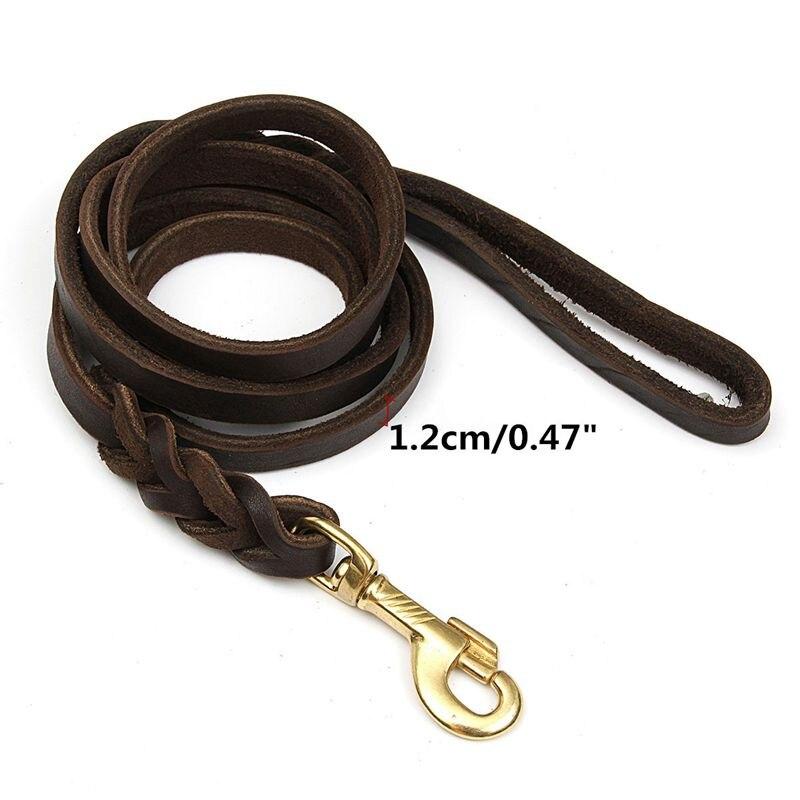 Correa de Nylon para Perros Mascota Tracci/ón Cuerda Retirada de Entrenamiento Correa de Plomo Larga Correa de Perro