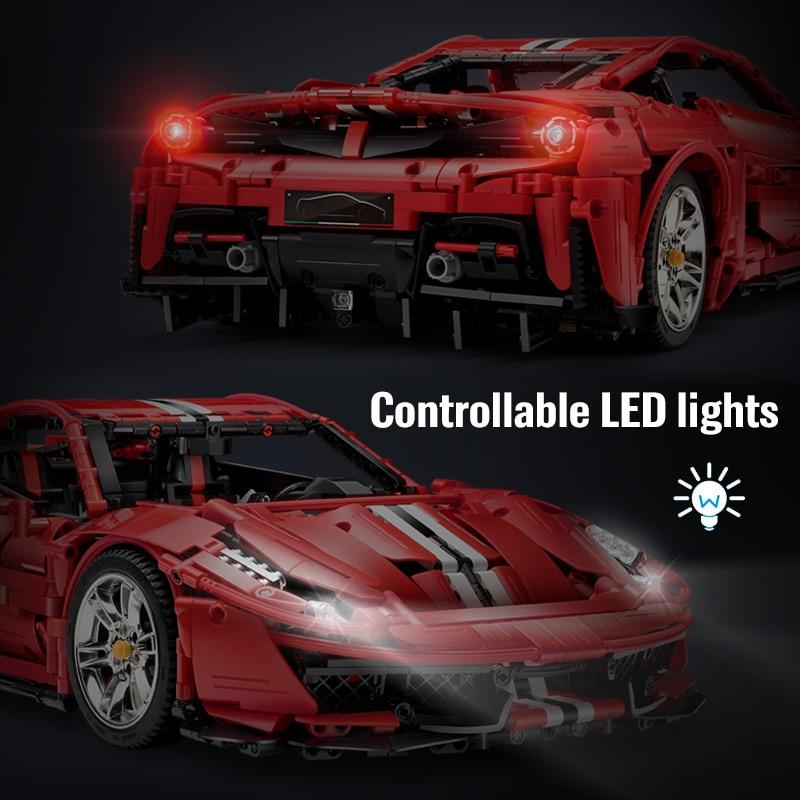 Cada 3187PCS Creator Technical RC Racing Car