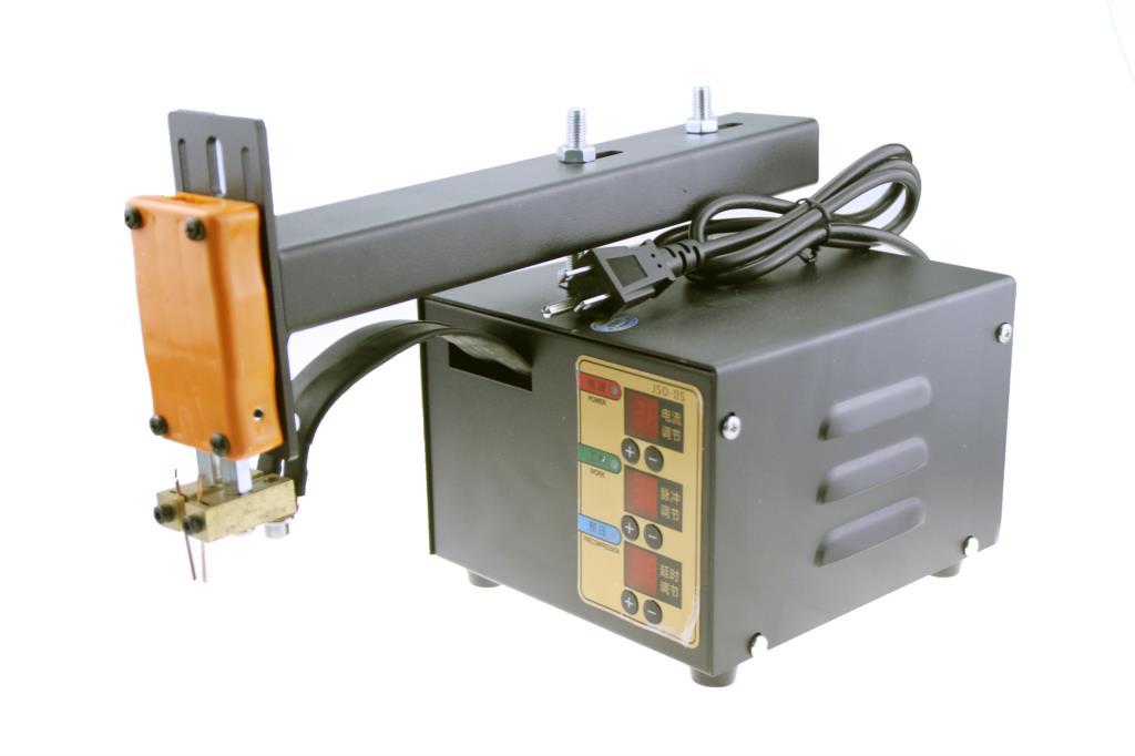 JST-IIS Welder New 3KW High Power Spot Welder For 18650 Lithium Battery Pack Weld Precision Pulse Spot Welding Machine110V 220V