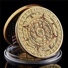 1 шт Мексика майя ацтеков календарь художественное украшение