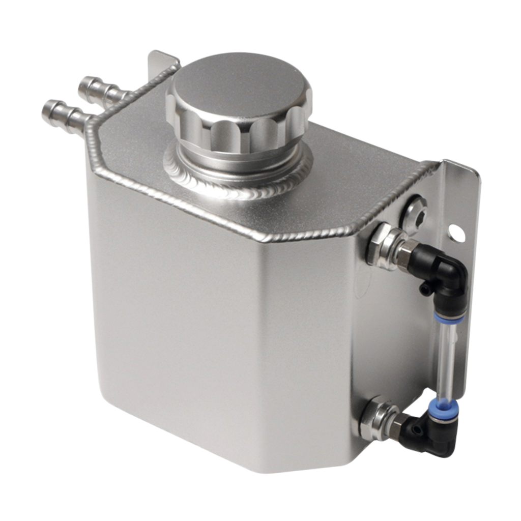 Réservoir de reniflard de réservoir de capture d'huile moteur MagiDeal avec réservoir d'huile de filtre