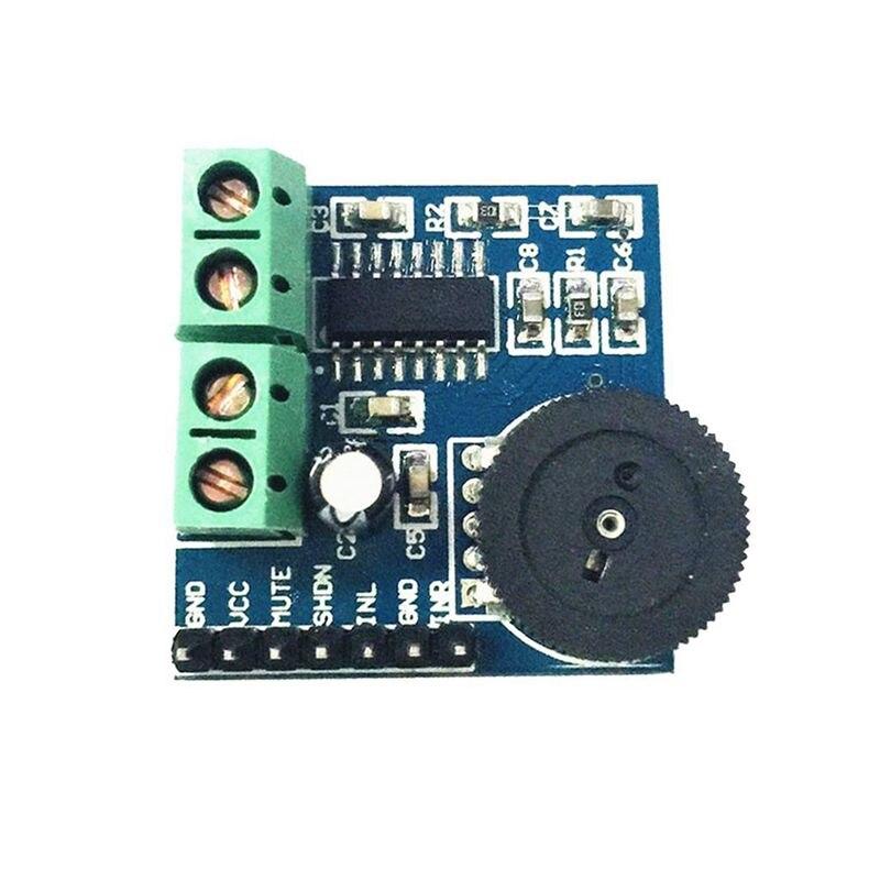 PAM8403 Two Channel Dual Track Audio Power Amplifier Module 5V 3W2