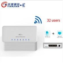 Data-Router Wi-Fi Hotspot Sim-Card 300mbps Ports-Modem/dongle Broadband Unlocked Wireless
