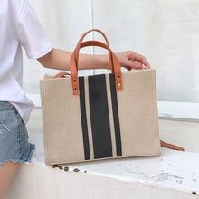 2019 NEW Woman Bag Women Handbag Straw Big Bags For New Color Matching Weaving BigHandbag Fashion Sexy Casual