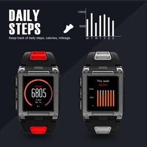 Image 2 - Amynikeer s929 relógio inteligente profissional natação ip68 design à prova dip68 água gps esportes ao ar livre smartwatch masculino rastreador de fitness
