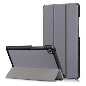 Joomer Fashion Stand Auto Wake Sleep Smart Case For Lenovo Tab M7 7305F Tablet Cover
