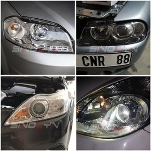 Image 5 - Sinolyn projecteur phares lentilles bi xénon 3.0 pouces lentille H7 H4 métal H1 Super HID voiture lumière accessoire Tuning Automobiles partie
