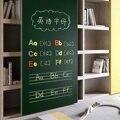 Zelfklevende Blackboard Stickers Kinderen Graffiti Muurstickers Kantoor Presentatie Boards Whiteboard Krijt Tekening Magnetische