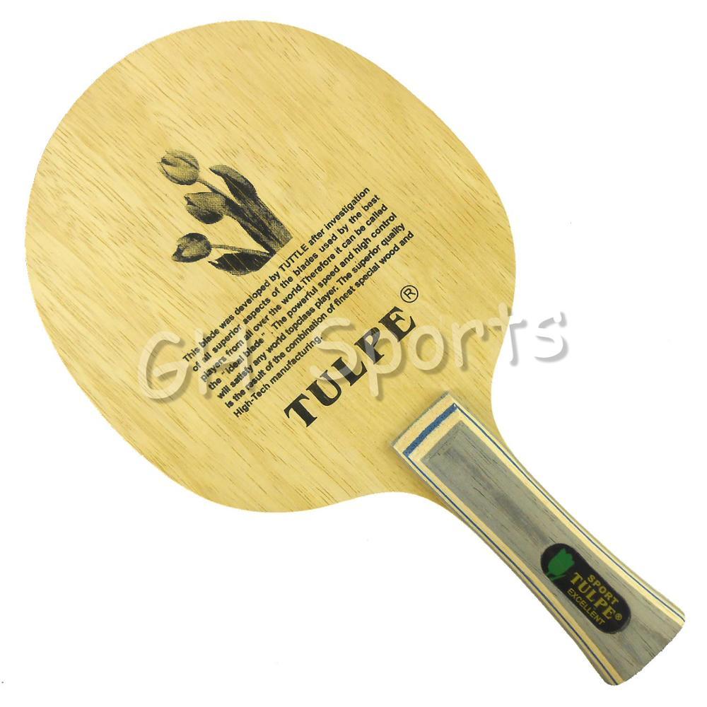 Kokutaku Tuple T-7007 Carbon Attack Table Tennis Blade Shakehand For PingPong Racket