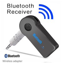 Bluetooth Aux Car Handsfree Kit 3.5mm Wireless To Adaptor Audio Music Receiver Mini MP3 USB BT V3.0 Player New